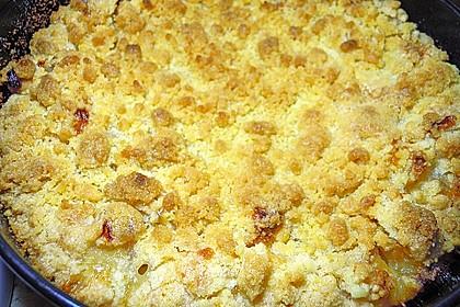 Obststreuselkuchen nach Wahl 12