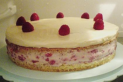 Himbeer - Mascarpone - Torte 4