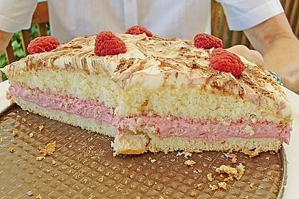 Himbeer - Mascarpone - Torte 7