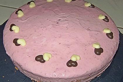 Himbeer - Mascarpone - Torte 8