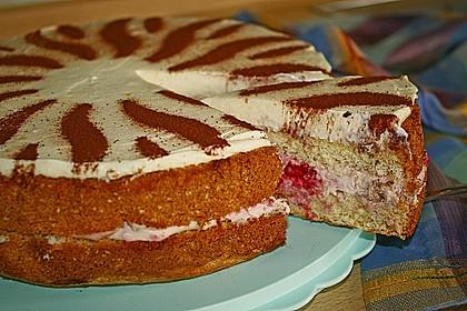 Himbeer - Mascarpone - Torte 3