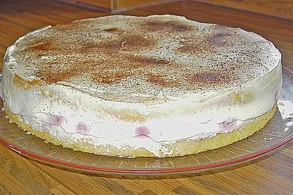 Himbeer - Mascarpone - Torte 1