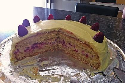 Himbeer - Mascarpone - Torte 9
