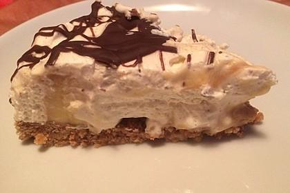 Banoffee-Kuchen - ohne Backen 3