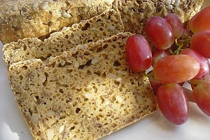 Glutenfreies Brot mit Joghurt 1
