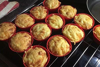 herzhafte lowcarb muffins von reipap hat hunger. Black Bedroom Furniture Sets. Home Design Ideas