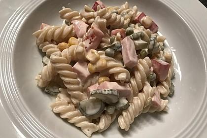 Bester und leckerster Nudelsalat 7