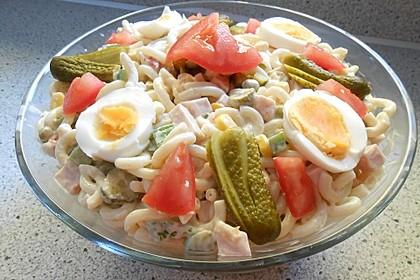 Bester und leckerster Nudelsalat 3