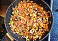 Ratatouille mit Tofu