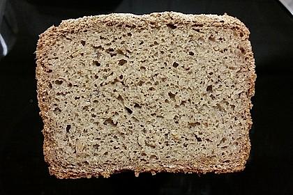Glutenfreies Brot Nr. 7