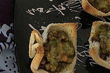 Linseneintopf-Muffin