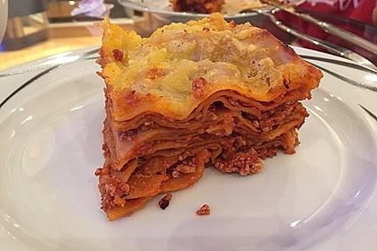 Vegane Lasagne alla Bolognese 1