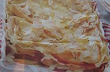 Apfel-Vanille-Lasagne