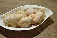 Vanille-Quarkbällchen