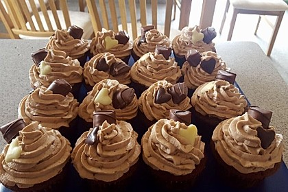 Kinder Bueno-Cupcakes 3
