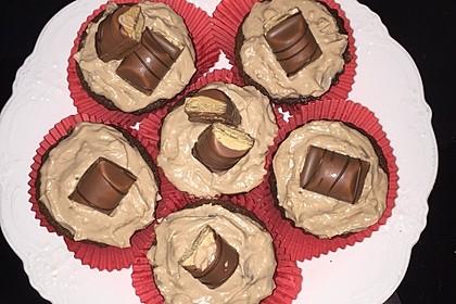 Kinder Bueno-Cupcakes 5