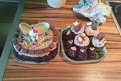 Kinder Bueno-Cupcakes 14