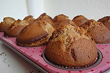 Marzipan-Muffins