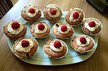 Waldbeer-Muffins