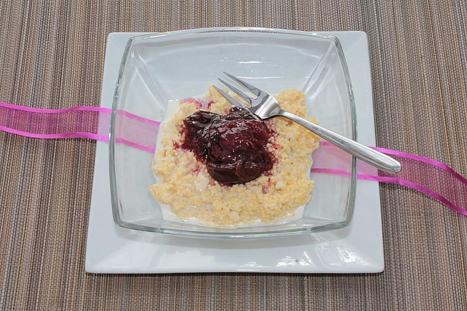 leckere Lebkuchen selber zubereiten Ideen Süßigkeiten