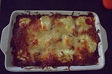 Herbstliche Lasagne