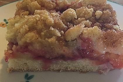 Bester und leckerster Zwetschgenkuchen mit Streuseln 4