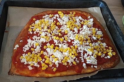 Beste und einfachste Low Carb Pizza 38