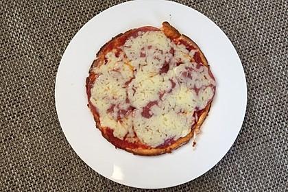 Beste und einfachste Low Carb Pizza 26