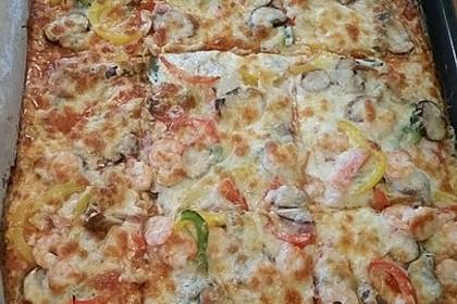 Beste und einfachste Low Carb Pizza 13