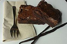 American Schoko Fudge Brownies