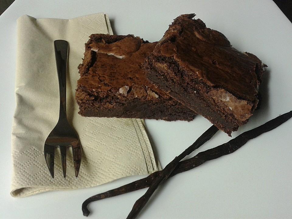 american schoko fudge brownies rezept mit bild von rini1985. Black Bedroom Furniture Sets. Home Design Ideas