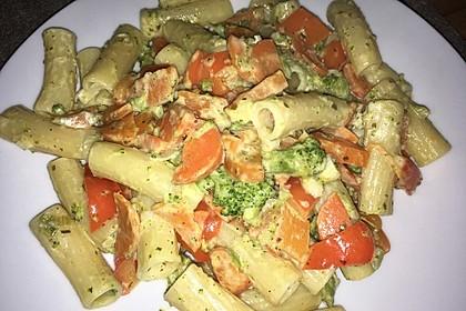 Leichte Gemüse-Nudelpfanne 14