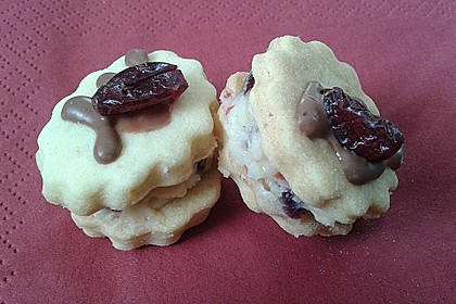 cranberry pl tzchen rezept mit bild von rini1985