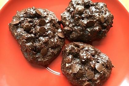 Fitness Eiweiß-Schoko-Cookies 3