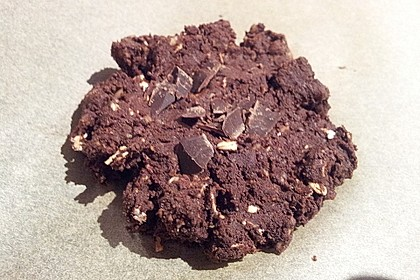Fitness Eiweiß-Schoko-Cookies 4