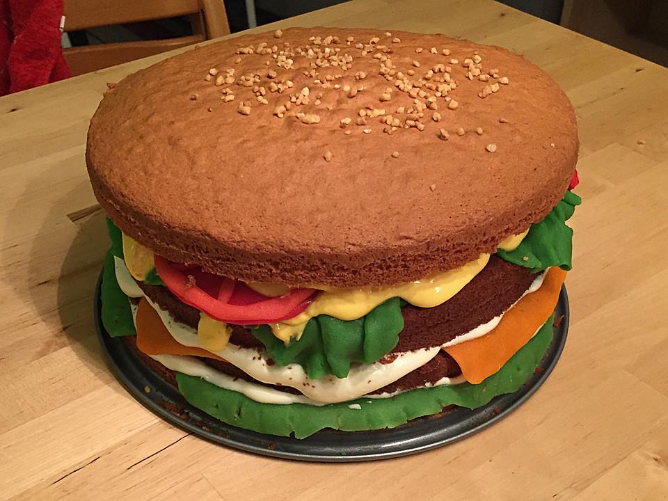 Hamburger torte rezept