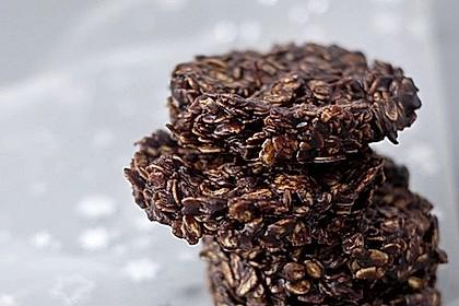 erdnussbutter schoko kokos cookies ohne backen von wiktorija. Black Bedroom Furniture Sets. Home Design Ideas