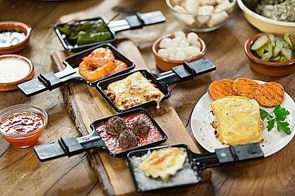 Raclette rezept mit bild von chefkoch video - Raclette ideen ...