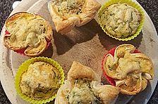Dreierlei Eier-Schinken-Muffins