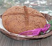 Dinkel-Weizen-Vollkorn-Brot mit Buchweizen