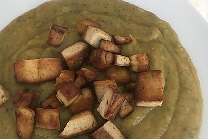 Sächsische Kartoffelsuppe - vegane Variante 12