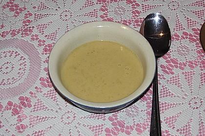 Sächsische Kartoffelsuppe - vegane Variante 15