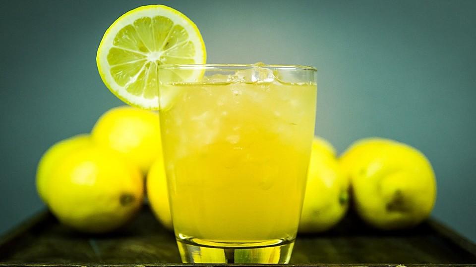 Zitronen-Eistee selbst gemacht von Der_BioKoch | Chefkoch.de