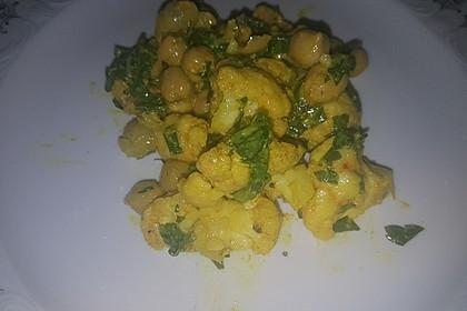 Gerösteter Blumenkohl-Salat 9