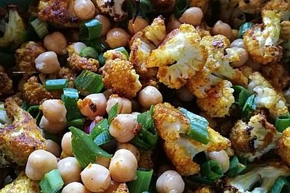 Gerösteter Blumenkohl-Salat 6