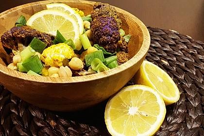 Gerösteter Blumenkohl-Salat 2