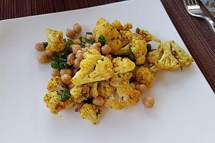 Gerösteter Blumenkohl-Salat 5