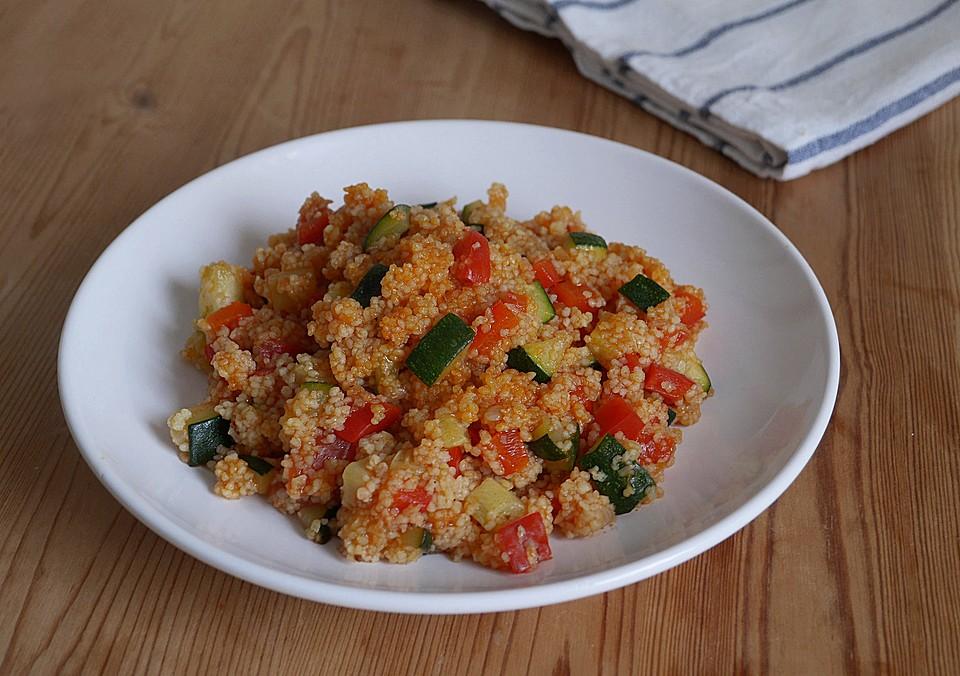 couscous pfanne knorr