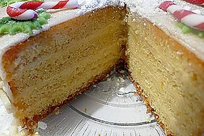 Aprikosen-Marzipan-Torte 1