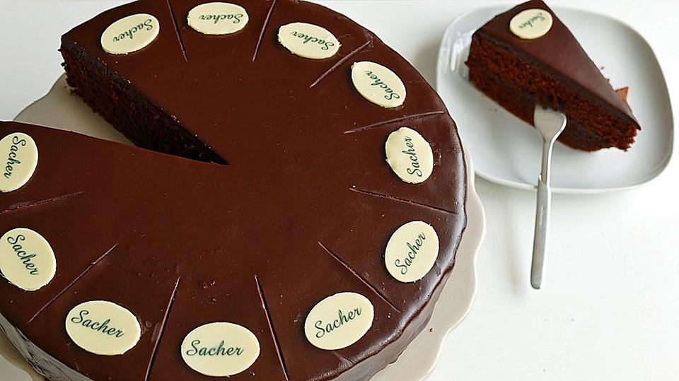 Sacher torte chefkoch